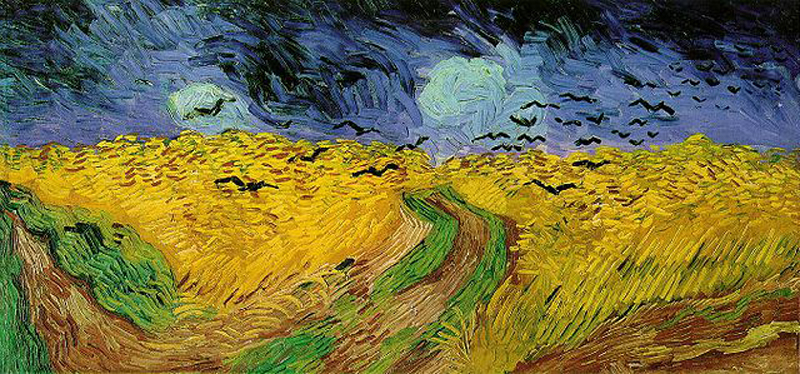 Image attributed to Vincent Van Gogh / Wikimedia.org