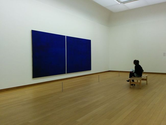 Barnett Newman [CC-BY-SA-3.0 (http://creativecommons.org/licenses/by-sa/3.0)], via Wikimedia Commons