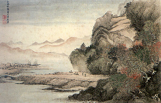 Wang Hui [Public domain], via Wikimedia Commons