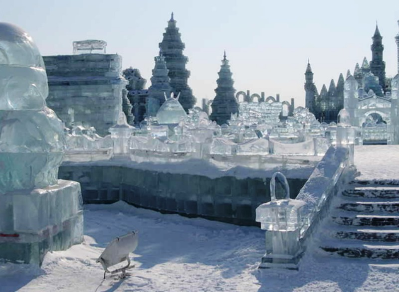 Ice Sculptures
