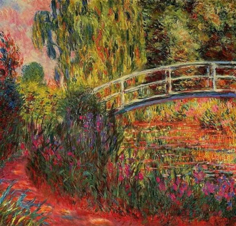 CLAUDE MONET AND THE IMPRESSIONIST ART MOVEMENT