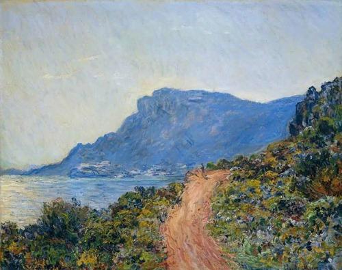Claude Monet - La_Corniche
