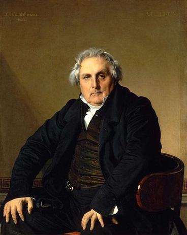 Louis Francois Bertin