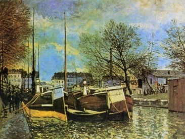 ALFRED SISLEY: HARMONY OF NATURE AND COLOR