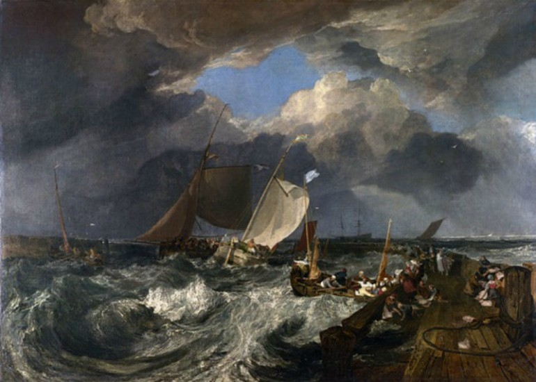 JOSEPH MALLORD WILLIAM TURNER: ONE VERY FINE LANDSCAPE ARTIST