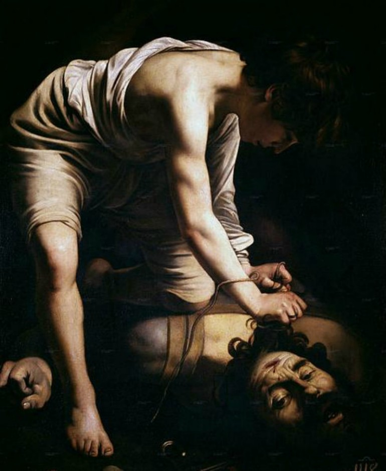 THE WORKS OF MICHELANGELO MERISI DA CARAVAGGIO