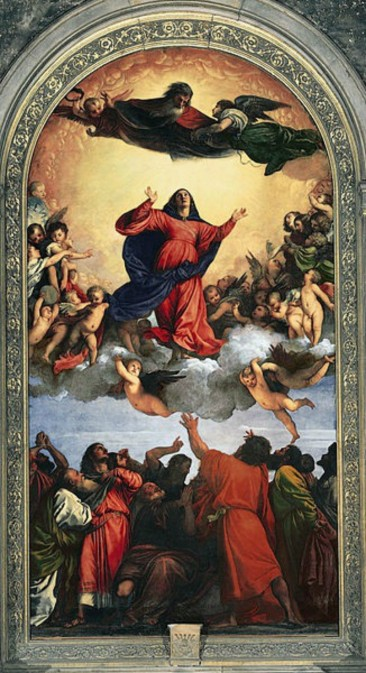 TITIAN AND HIS MASTERFUL USE OF COLOR