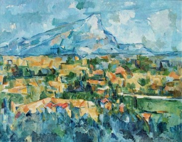 PAUL CÉZANNE, MISUNDERSTOOD AVANT-GARDE PAINTER