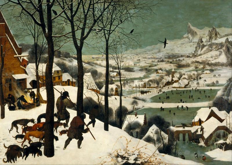 Pieter Brueghel Painting