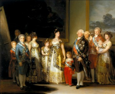 THE LAST OF THE SPANISH OLD MASTERS: FRANCISCO GOYA, A HIGHLY REGARDED 18th CENTURY ROMANTIC PAINTER