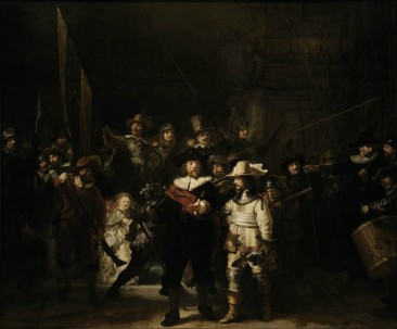 Rembrandt Harmenszoon van Rijn, One of Europe's Greatest Painters and Printmakers