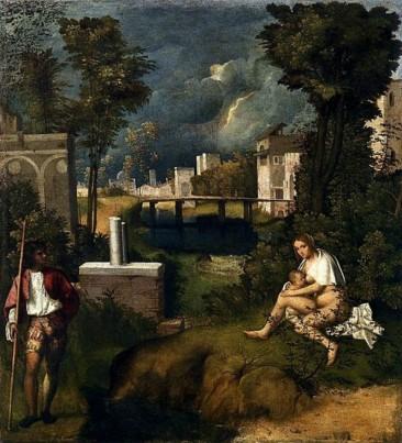 GIORGONE, THE MYSTERIOUS ITALIAN HIGH RENAISSANCE PAINTER