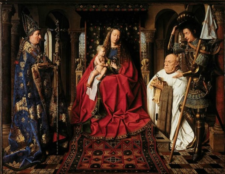 JAN VAN EYCK: UNRIVALLED PICTORIAL ILLUSIONISM