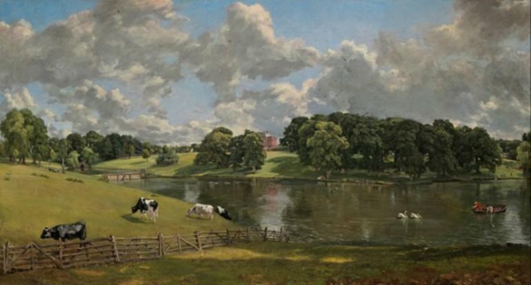 ENGLISH ROMANTICIST JOHN CONSTABLE: A PLEIN AIR PIONEER