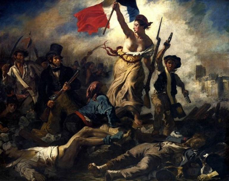EUGÈNE DELACROIX: GREATEST FRENCH ROMANTIC PAINTER AND PRECURSOR OF IMPRESSIONISM