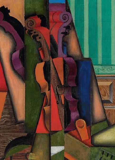 violin at guitare