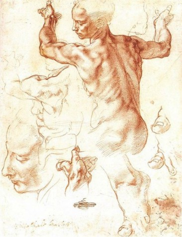 FIGURE DRAWING AND THE ARTISTS' DEPICTION OF THE HUMAN FORM