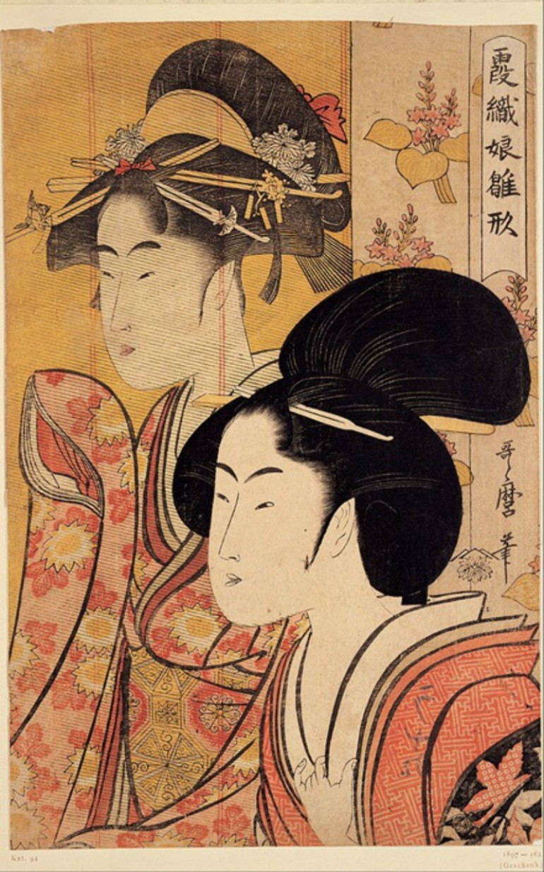 UKIYO-E, THE TRADITIONAL JAPANESE WOODBLOCK PRINTMAKING  TECHNIQUE