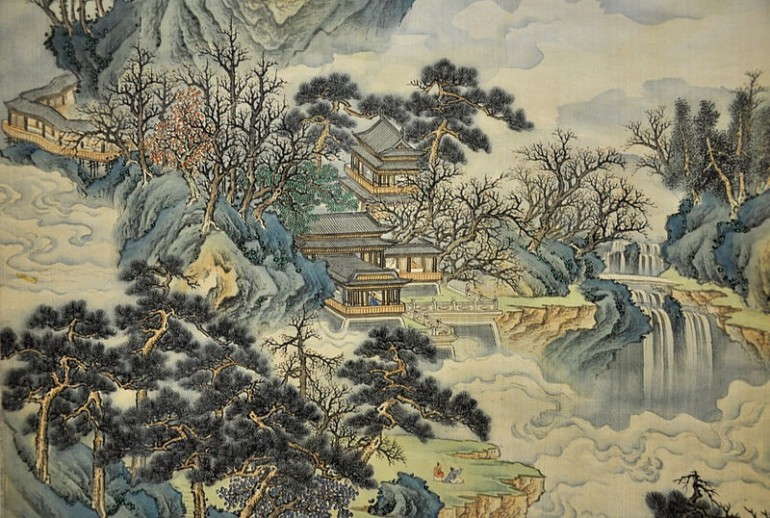 LANDSCAPE ART: A VERY ANCIENT PAINTING GENRE