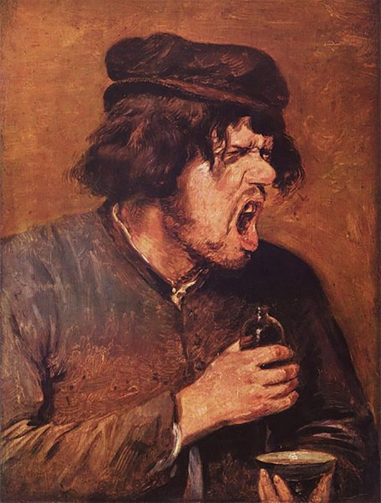 THE SHORT AND DISORDERED LIFE OF FLEMISH OLD MASTER ADRIAEN BROUWER