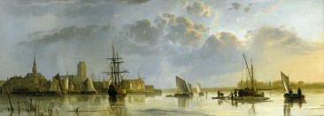 THE GLOWING LIGHT IN THE LANDSCAPES OF DUTCH GOLDEN AGE ARTIST AELBERT CUYP