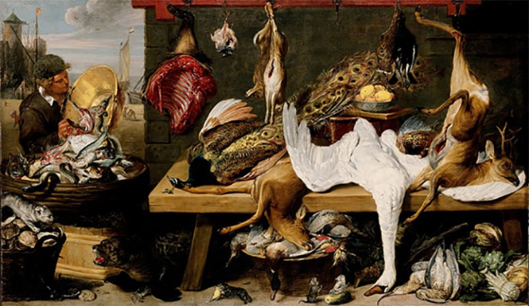 FRANS SNYDERS, THE FIRST AND FINEST FLEMISH SPECIALIST OF ANIMAL STILL LIFE