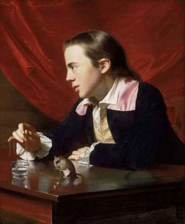 JOHN SINGLETON COPLEY, A GENIUS AT CAPTURING EMOTIONAL IMMEDIACY