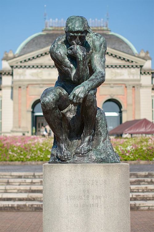 The Thinker(Le_Penseur)