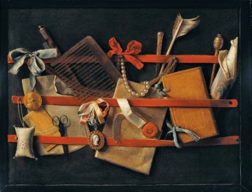SAMUEL DIRKSZ VAN HOOGSTRATEN AND HIS SKILLS IN TROMP-L'OEIL STILL LIFES