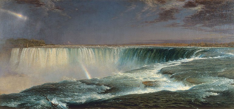 ROMANTIC PAINTER FREDERIC EDWIN CHURCH – ONE OF AMERICA'S BEST LANDSCAPE ARTISTS AND PROPONENT OF LUMINISM