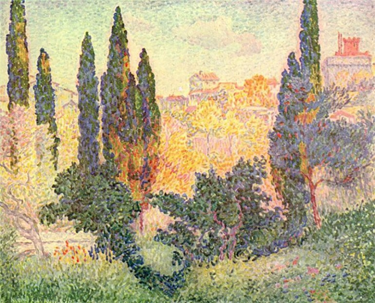 UNDERRATED NEO-IMPRESSIONIST PAINTER HENRI – EDMOND CROSS, A MASTER OF POINTILLISM