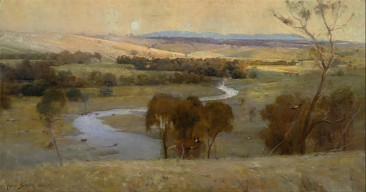 ARTHUR STREETON – ONE OF AUSTRALIA'S BEST IMPRESSIONIST LANDSCAPE ARTISTS OF THE 19TH CENTURY