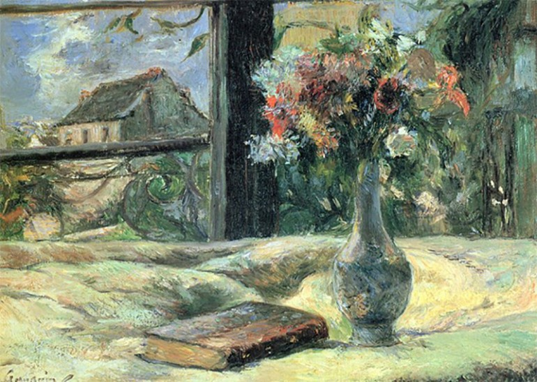 THE ART OF PAUL GAUGUIN: MOVING AWAY FROM IMPRESSIONISM
