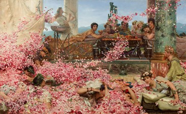 TECHNICALLY-BRILLIANT LAWRENCE ALMA-TADEMA, A GREAT MASTER OF ENGLISH FIGURATIVE PAINTING