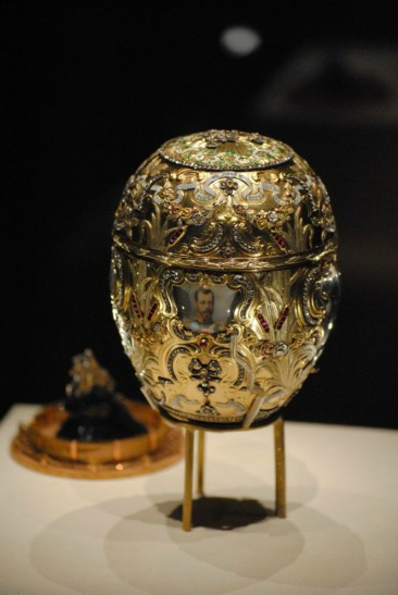 GUSTAV AND PETER CARL FABERGÉ AND THE EXQUISITE AND SURPRISE-FILLED FABERGÉ EASTER EGGS