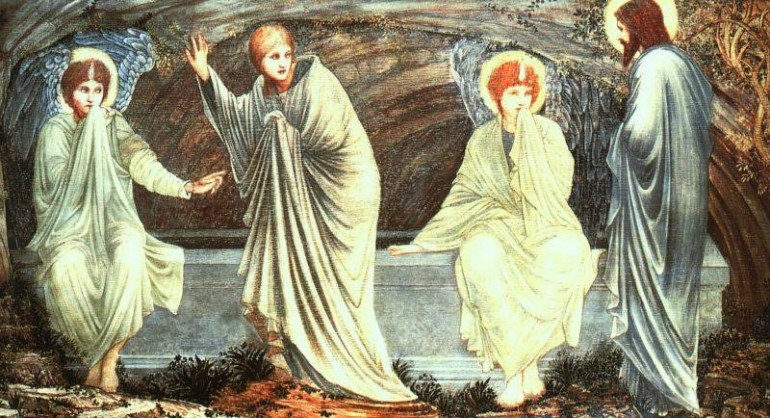 SIR EDWARD COLEY BURNE-JONES, BRITISH ROMANTIC AND SYMBOLIST PAINTER WHO INFLUENCED THE DEVELOPMENT OF ART NOUVEAU AND AESTHETIC MOVEMENTS