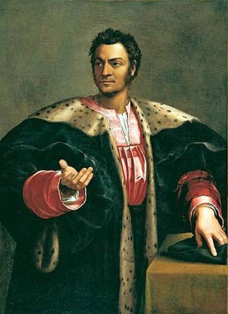 SEBASTIANO DEL PIOMBO, A HIGH RENAISSANCE OLD MASTER KNOWN FOR VENETIAN COLORISM