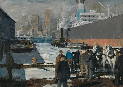 George Bellows Art