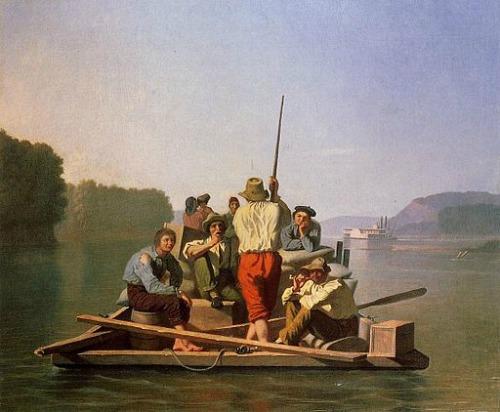 George Caleb Bingham Art