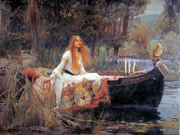 JOHN WILLIAM WATERHOUSE, ROMANTIC FIGURATIVE PAINTER IN THE PRE-RAPHAELITE TRADITION