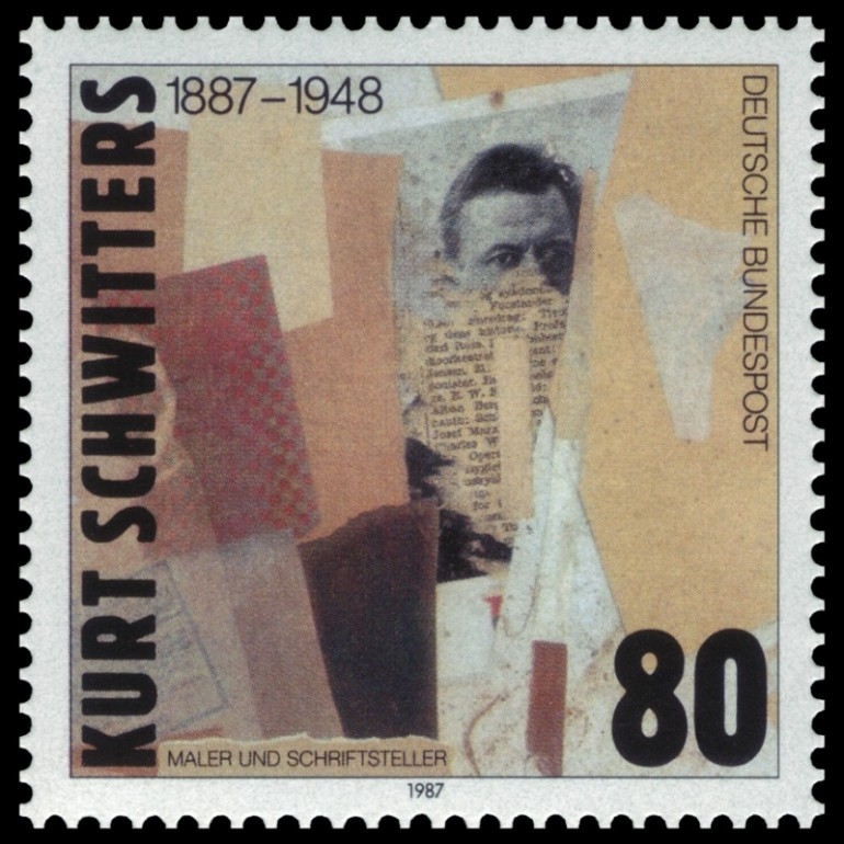 THE MERZBAU: THE LIFE'S WORK OF KURT SCHWITTERS