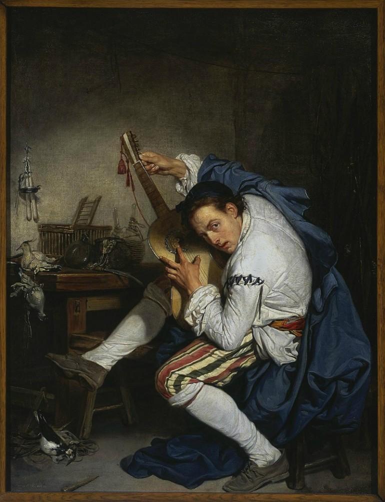 The Exceptional Portrait Art of Pre-Revolutionary French Painter Jean-Baptiste Greuze