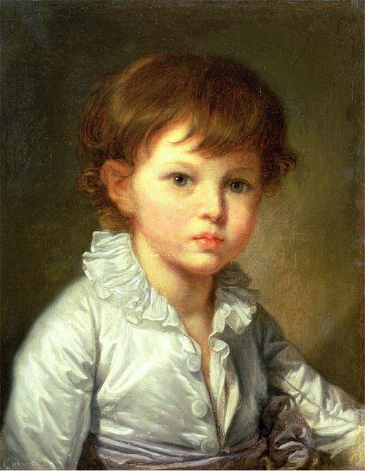 Jean-Baptiste Greuze Portrait