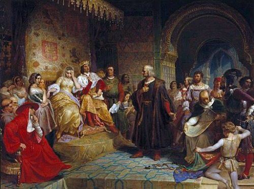 Emanuel Gottlieb Leutze Painting