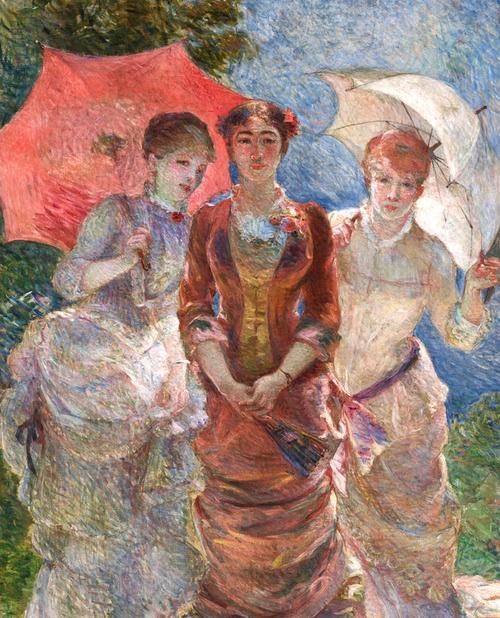 Marie Bracquemond Painting