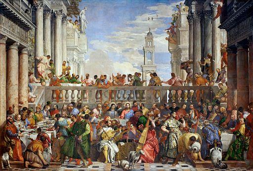 Paolo Veronese Art