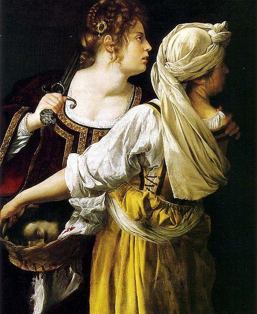 artemisia-gentileschi-painting