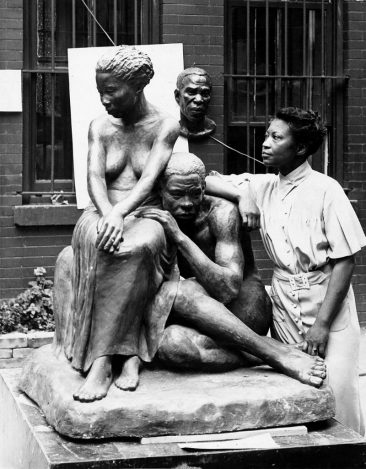 Augusta Savage: An Artist, Educator and Sculptor Dedicated to Defending Human Rights