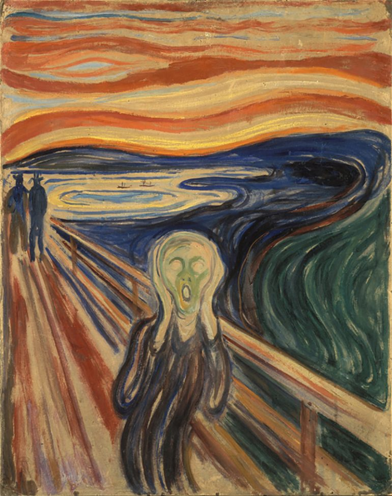 "Edvard Munch: The Conflicted Mastermind Behind the Ever-Iconic Painting ""The Scream"""