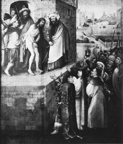 J. Bosch Frankfurt Ecce Homo before restoration